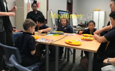 Mealtimes